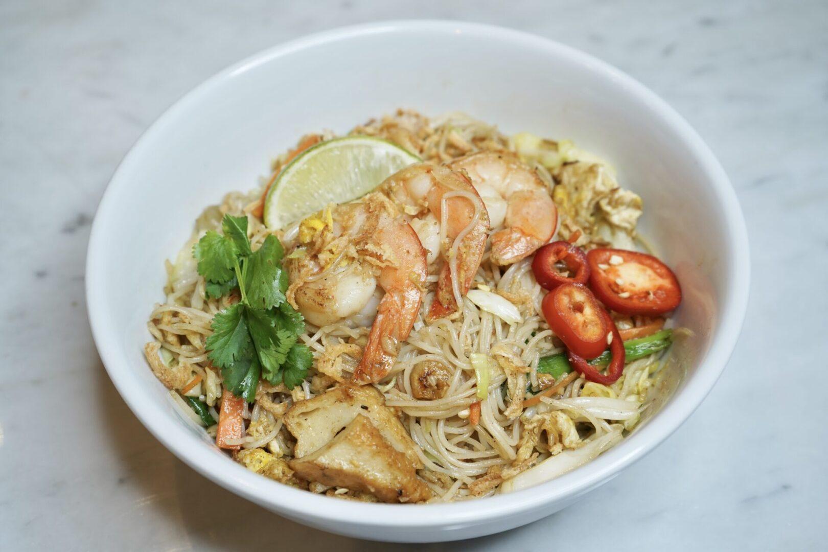 Seafood Beehon